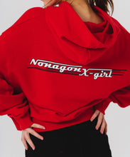 Load image into Gallery viewer, X-girl x NONA9ON SWEAT HOODIE, SWEAT, X-Girl