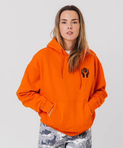#1 FRAGILE SWEAT HOODIE - X-girl