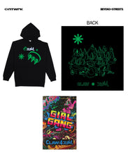 Load image into Gallery viewer, OG CLAW HOODIE (W/ ZINE)