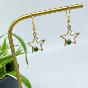 Star Earrings - 3 colours available