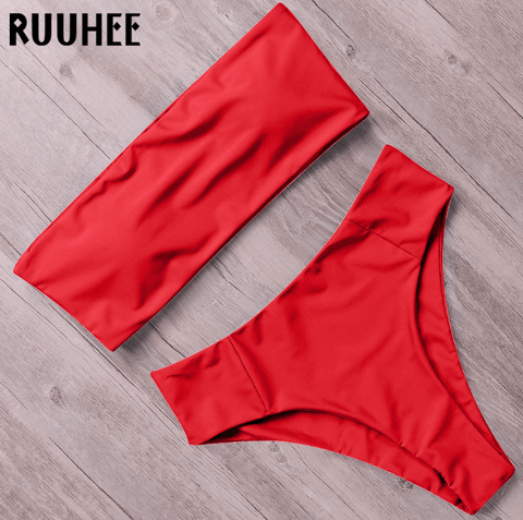 b1663re model new RUUHEE bikini