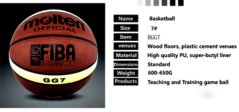 information of gg7 basketball