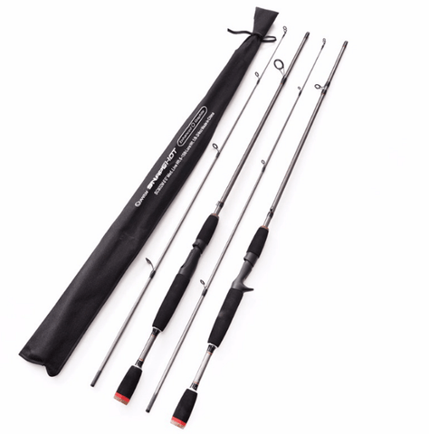 GLS fishing rod 2019