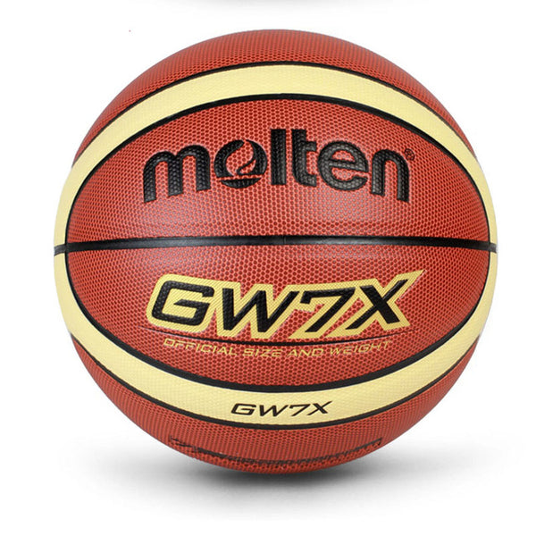molten cheap size 7 PU GW7X best basketball
