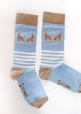 Sexy Socks - Bamboo Socks Long Necks