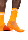 Sexy Socks - Cycling Socks Neon Orange