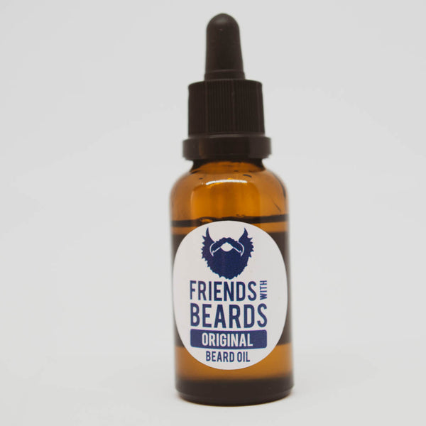 Friends With Beards - Original Beard Oil