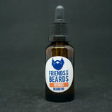 Friends With Beards - Citrus Beard Oil