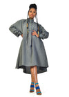 Amelia Wearhouse - Grey Shirt Dress