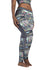 VIWA Ndebele Print Sports Leggings