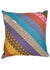 Shweshwe Patchwork Cushion Cover Wide Stripes | Various Sizes