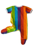 Totoma - Rainbow Body Grow Short Sleeves