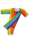 totoma rainbow body romper