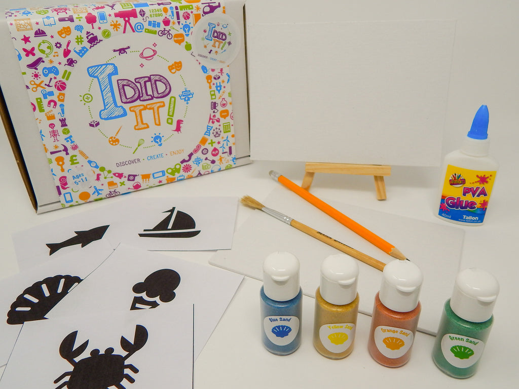 Need to keep the kids busy? -  15% off all subscriptions and single kits until 30 April 2020