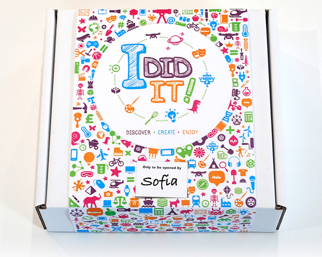 I DID IT! Double the Fun Subscription Box - 3 Months Pre Paid Subscription (shipping included)