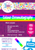 NEW!  Little Box Big Discovery - Chromatography - I Did It