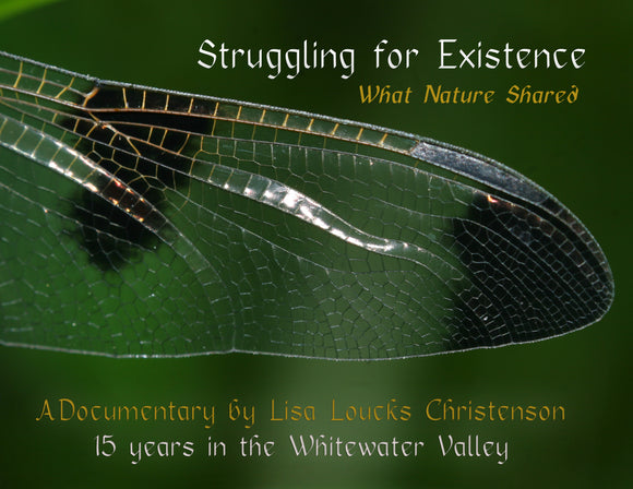 Struggling for Existence: What Nature Shared by Lisa Loucks Christenson