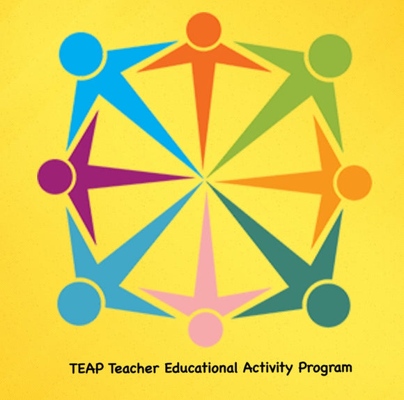 TEAP Teachers Educational Activity Program™️