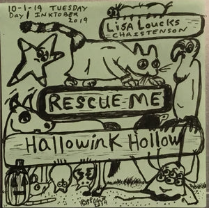 Hallowink Hollow: Rescue Me
