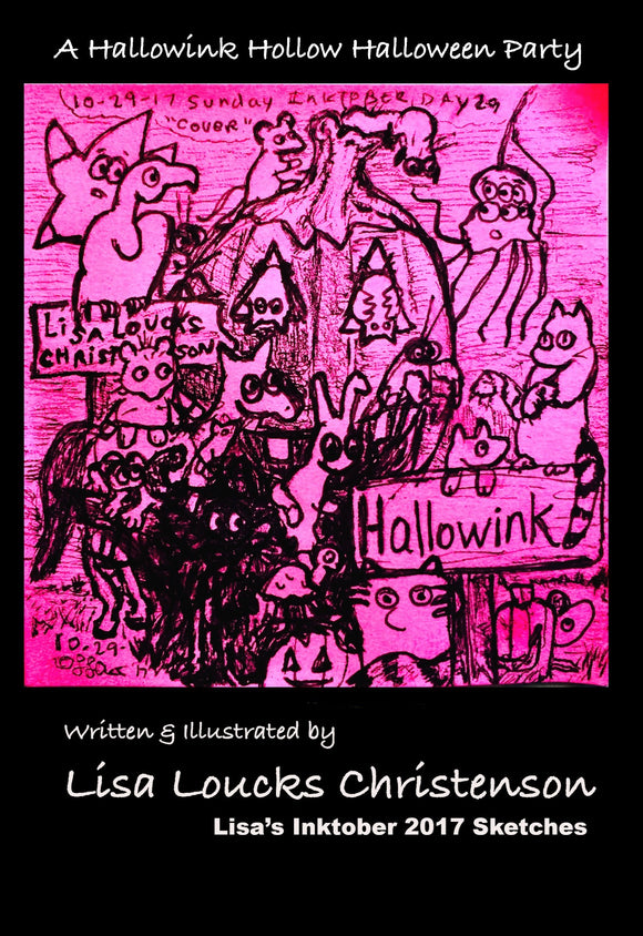 A Hallowink Hollow Halloween Party