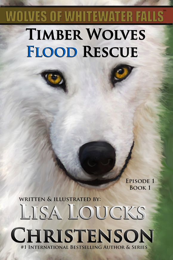 Timber Wolves Flood Rescue | Episode 1, Book 1