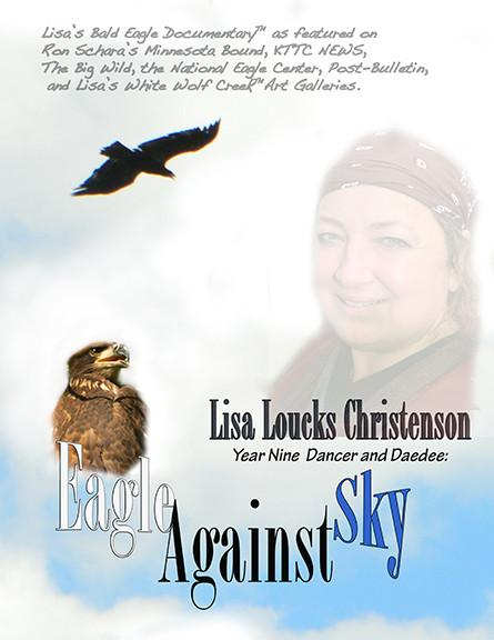 2013, Year Nine Dancer & Daedee: Eagle Against Sky