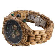 Zebrawood & Eco-Green