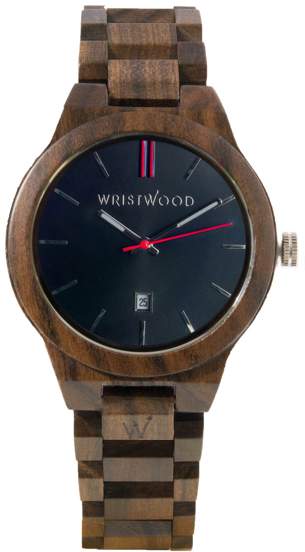 Black Sandalwood & Arrow Red