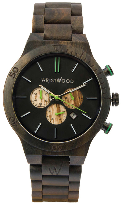 Black Sandalwood & Eco Green