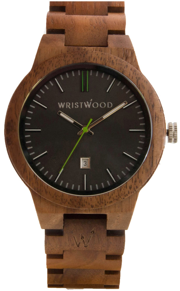 Walnut & Eco-green