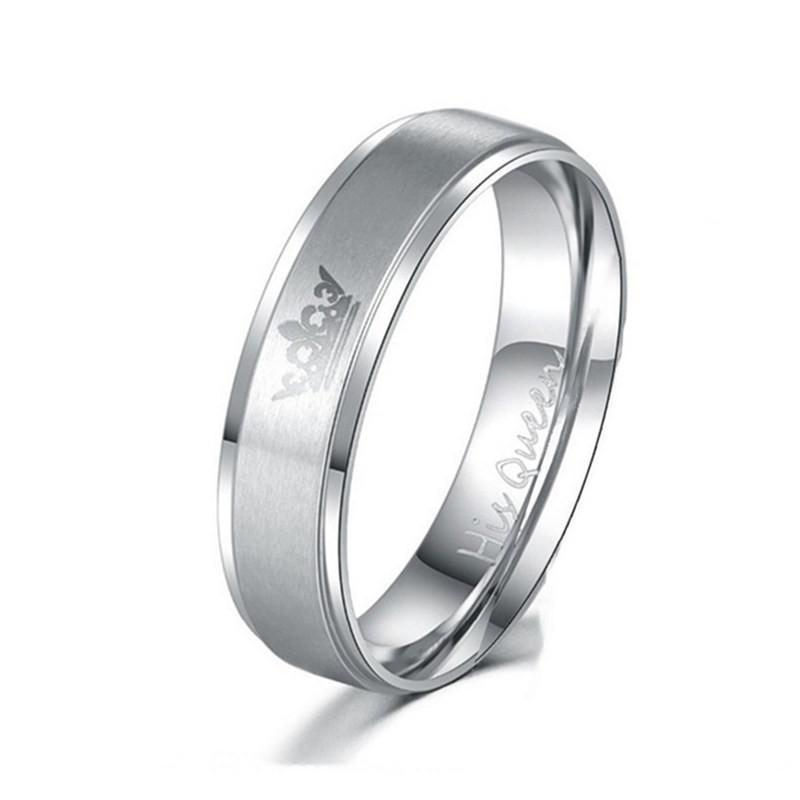 King and Queen Distance Rings - Curio Jewel