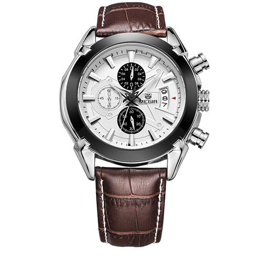 Bristol Chronograph Wristwatch - Curio Jewel