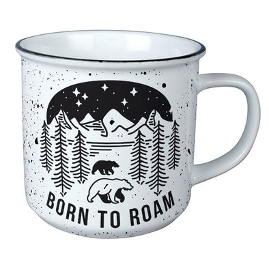 Born To Roam Mug