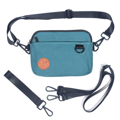 Teal Current 3-in-1 Bag