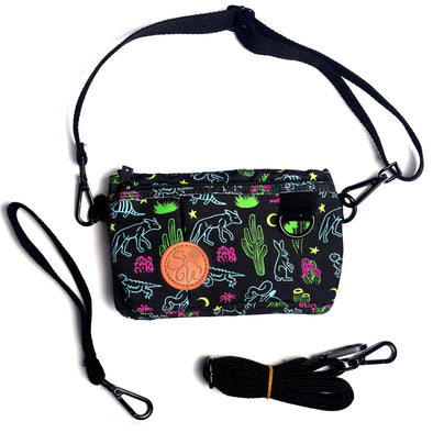 Neon Desert 4-in-1 Bag