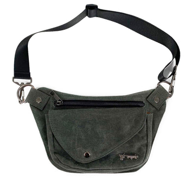 Night Forest Lux Hip Pouch