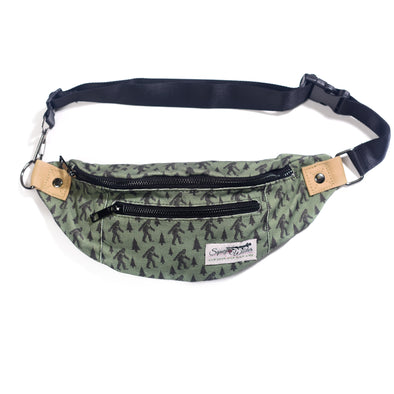 Bigfoot Fanny Pack