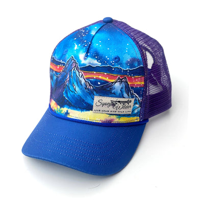 Mountain Magic Trucker Hat