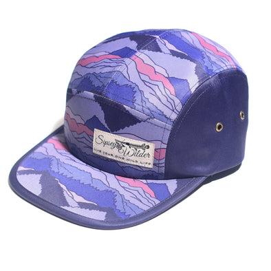 Limited Edition Blue Sierra Eco Cap