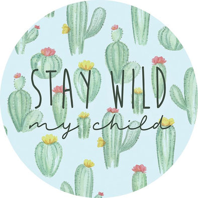 Stay Wild Car Coaster
