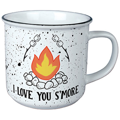 I Love You S'More Mug