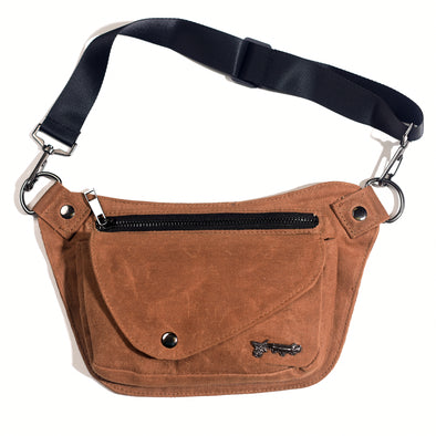 Dusty Trail Lux Hip Pouch
