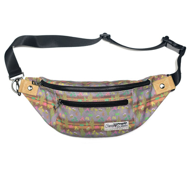 Cactus Bloom Fanny Pack