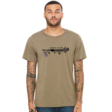 Sipsey Wilder Raw Neck Gar Tee