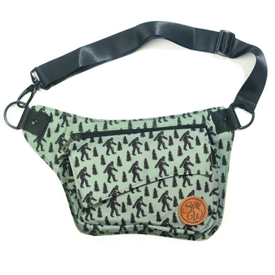 Bigfoot Hip Bag