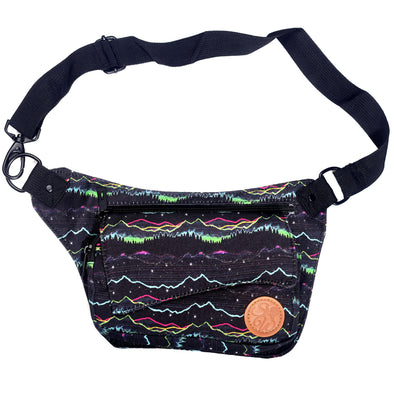 Mountain Pulse Hip Bag