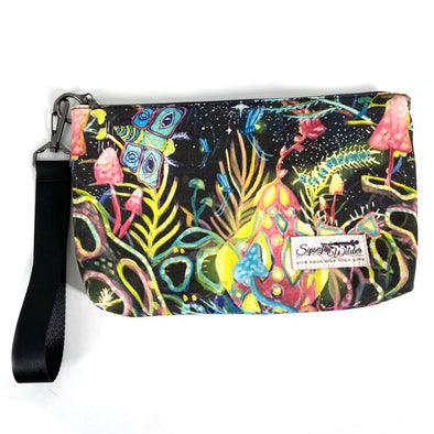 Rainforest Rave Organizer/Wristlet