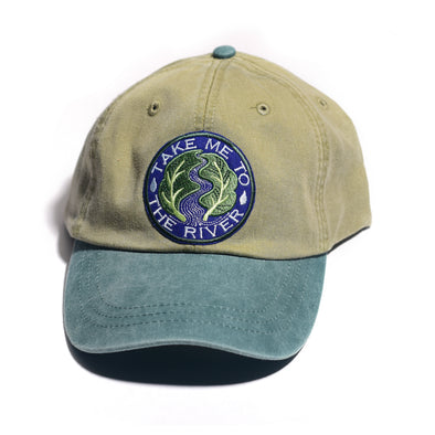 Take Me To The River Twill Cap