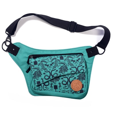 Cold Blooded Hip Bag