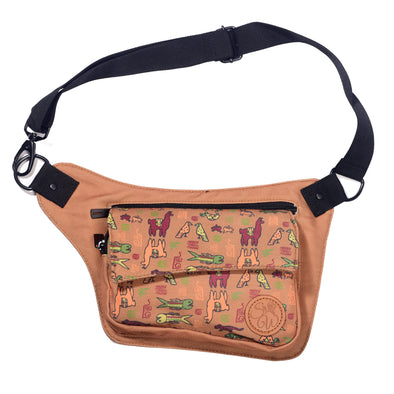 Llama Party Hip Bag